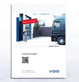 Lizenzkarte